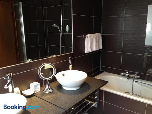 A L'ami Fritz - Obernai - Phòng tắm