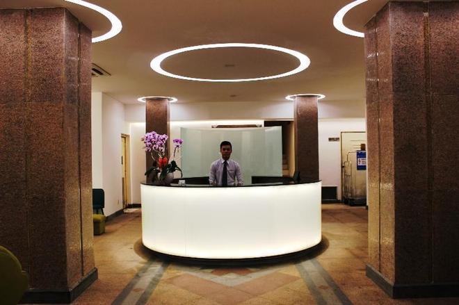 Liberty 2 Hotel - Ciudad Ho Chi Minh - Recepción