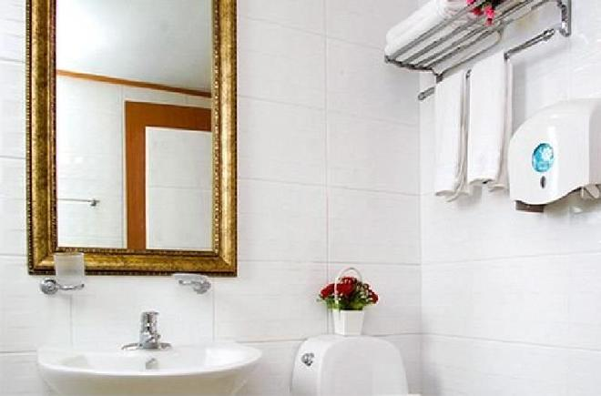 Incheon Airport Oceanview Hotel - Incheon - Bathroom