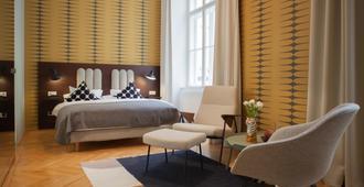 Small Luxury Hotel Altstadt Vienna - וינה - חדר שינה