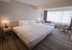Hotel Cozzi Minsheng Taipei - Taipei - Makuuhuone