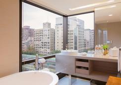 Hotel Cozzi Minsheng Taipei - Ταϊπέι - Μπάνιο