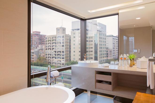 Hotel Cozzi Minsheng Taipei - Taipei - Kylpyhuone