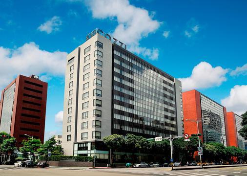 Hotel Cozzi Minsheng Taipei - Ταϊπέι - Κτίριο