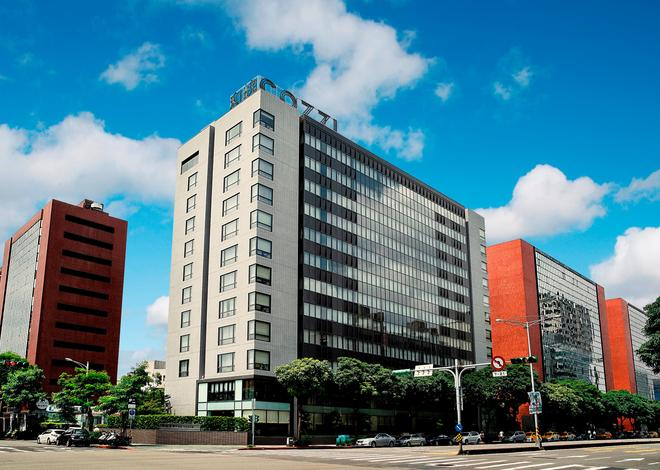 Hotel Cozzi Minsheng Taipei - Taipei - Rakennus