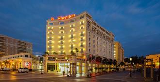 Sheraton Old San Juan Hotel - San Juan - Edifício