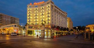 Sheraton Old San Juan Hotel - ซานฮวน - อาคาร