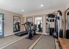 Quality Inn Pinetop Lakeside - Pinetop-Lakeside - Gym