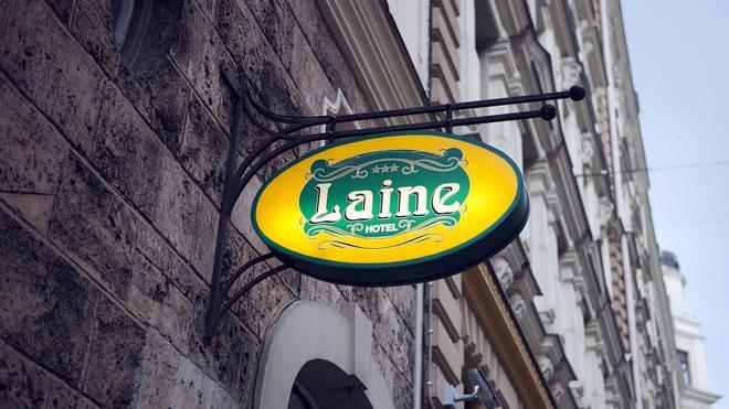 Art Hotel Laine - Riika - Näkymät ulkona