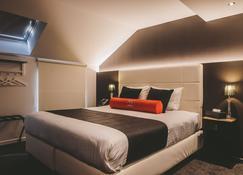 Hôtel Hors Château - Liège - Bedroom