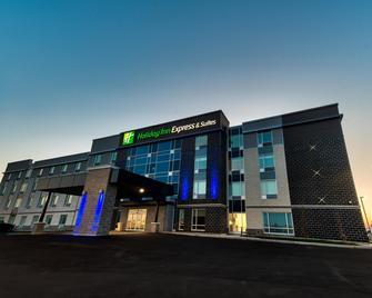Holiday Inn Express & Suites Trois-Rivieres Ouest - Trois-Rivières - Gebäude