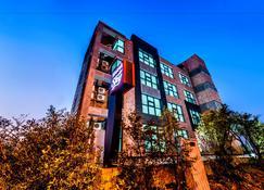 Sky Hotel - Jeju - Edificio