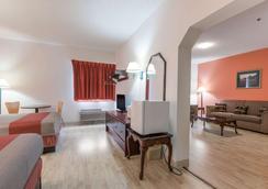 Motel 6 Harrisburg - Hershey North - Harrisburg - Phòng ngủ
