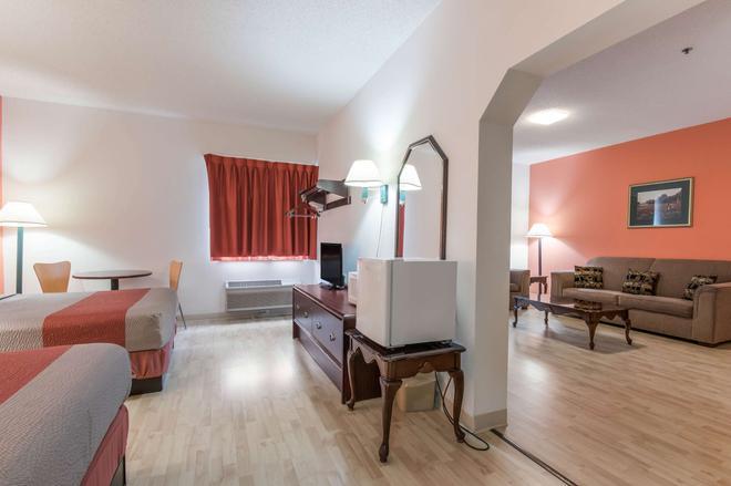 Motel 6 Harrisburg - Hershey North - Harrisburg - Bedroom