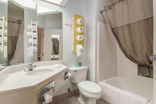 Motel 6 Harrisburg - Hershey North - Harrisburg - Phòng tắm