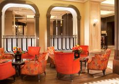 芳緹娜城堡酒店 - 巴黎 - 巴黎 - 大廳