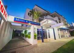 The Cosmopolitan Motel And Serviced Apartments - Rockhampton - Κτίριο