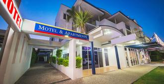 The Cosmopolitan Motel And Serviced Apartments - Rockhampton - Bâtiment