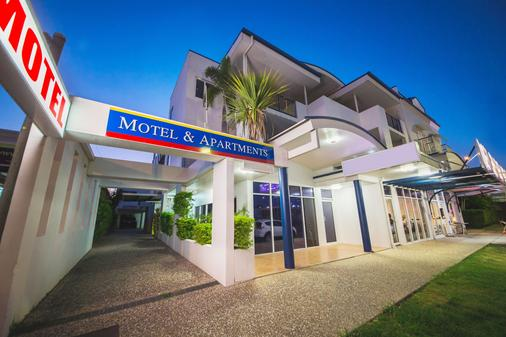 The Cosmopolitan Motel and Serviced Apartments - Rockhampton - Building