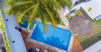 Enigmatic Hotel & Restaurant Bar - Κανκούν - Πισίνα