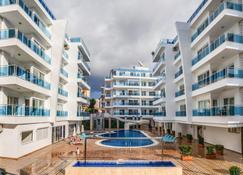 Elite Life 4 Residence - Avsallar - Edificio
