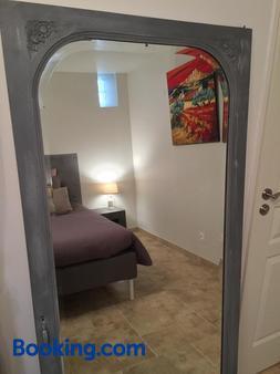 La Rivayne - Lauris - Bedroom