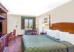 西金曼戴斯酒店 - 金曼(亞利桑那州) - 臥室