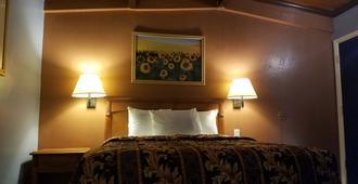Del Aire Inn - Inglewood - Schlafzimmer