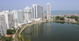 Apartamentos Frente al Mar Conquistador - Cartagena de Indias - Vista del exterior
