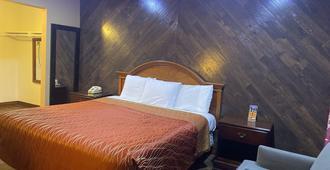 Orange Villa Park Motel - Orange - Yatak Odası