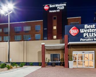 Best Western Plus Portales Inn - Portales - Gebäude