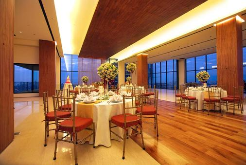 City Garden Grand Hotel - Makati - Banquet hall