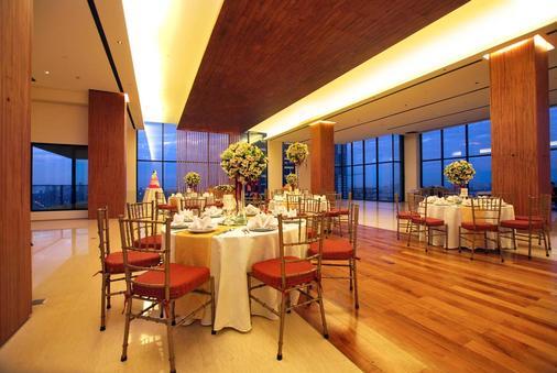 City Garden Grand Hotel - Μακάτι - Αίθουσα συνεδριάσεων