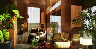 城市花園大酒店 - 馬卡提 - 馬卡蒂 - 大廳