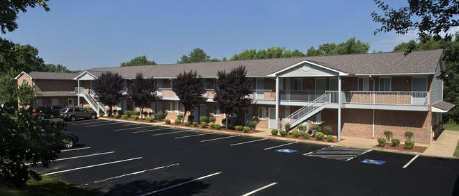 Affordable Corporate Suites - Lynchburg - Lynchburg - Rakennus