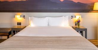 弗盧里亞諾波利斯諾富特酒店 - 弗洛里亞諾波利斯 - 弗洛里亞諾波利斯 - 臥室