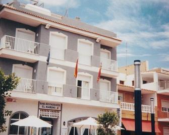 Hotel El Marino - Santiago de la Ribera - Gebäude