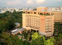 Hyderabad Marriott Hotel & Convention Centre - Hyderabad - Edificio