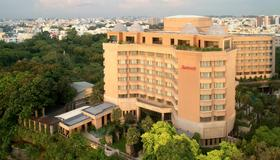 Hyderabad Marriott Hotel & Convention Centre - Hyderabad - Bâtiment