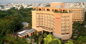 Hyderabad Marriott Hotel & Convention Centre - Hyderabad - Building