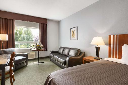 Days Inn by Wyndham, High Prairie - High Prairie - Bedroom