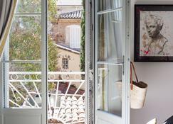 Maison Du Collectionneur - Aix-en-Provence - Varanda