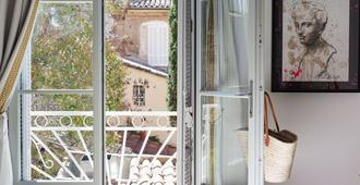 Maison Du Collectionneur - Aix-en-Provence - Balcony