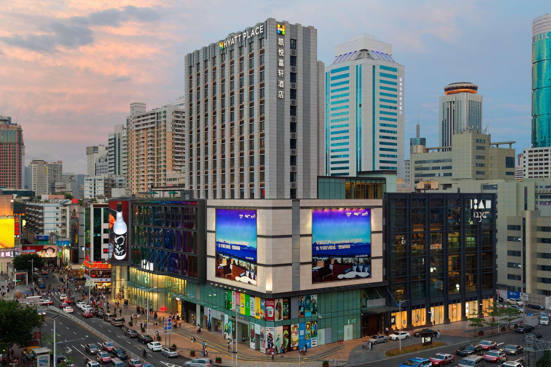 Shenzhen luoghi di incontri