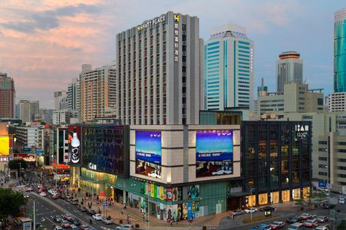 深圳東門凱悅嘉軒酒店 - 深圳 - 建築