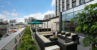 Hyatt Place Shenzhen Dongmen - שנג'ן - מרפסת