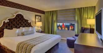 Excalibur Hotel and Casino - לאס וגאס - חדר שינה