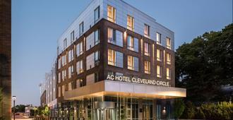 AC Hotel Boston Cleveland Circle - Boston - Edificio