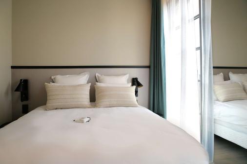 貝斯特韋斯特茱麗葉特酒店 - 馬賽 - 馬賽 - 臥室