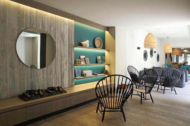 Best Western Plus Hotel La Joliette - Marseille - Lobby